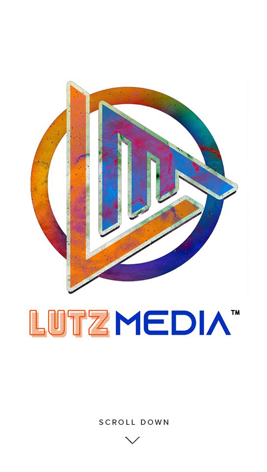 Lutz Media Home Screen Mobile Image 1
