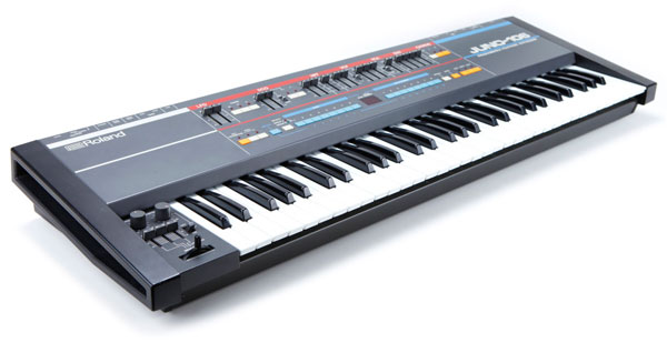 THE JUNO 106 KEYBOARD - Still the coolest synth on the farm