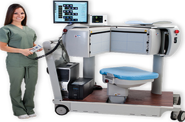 Mobile Nuclear Cardiac Imaging
