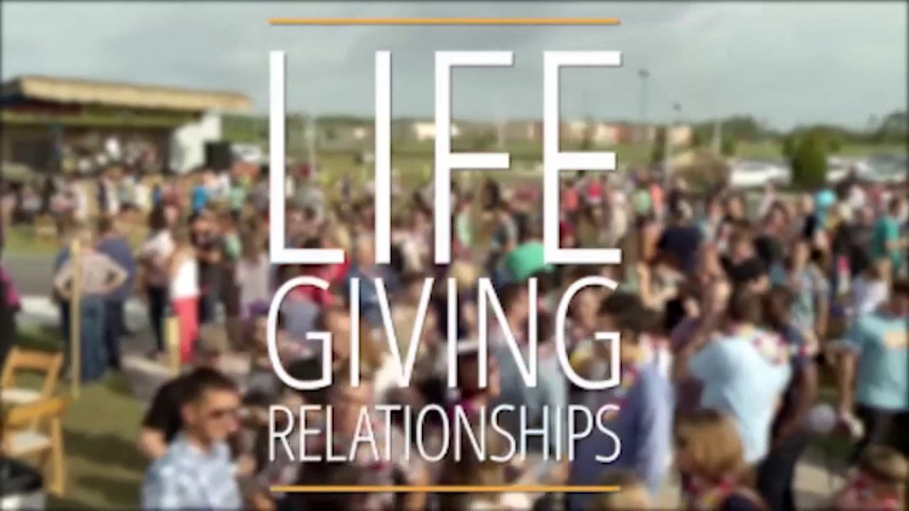 Friendships | Life Giving Relationship Series