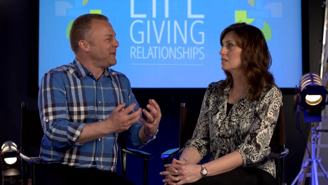 Life on Mission | Live Giving Relationships Series