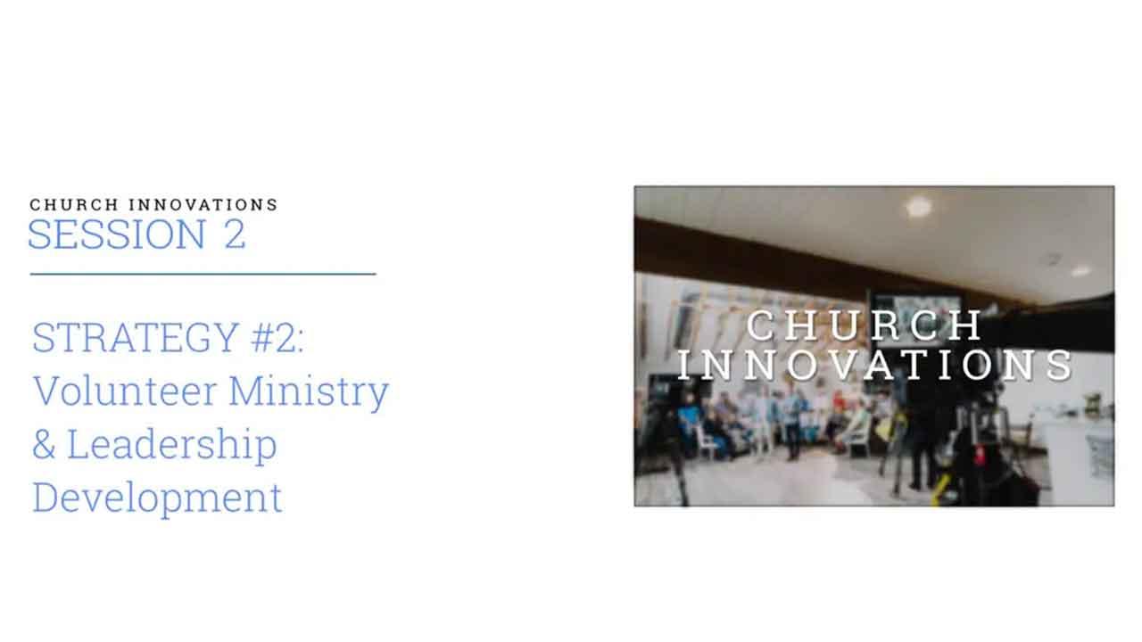 Church Innovations | Brett Eastman