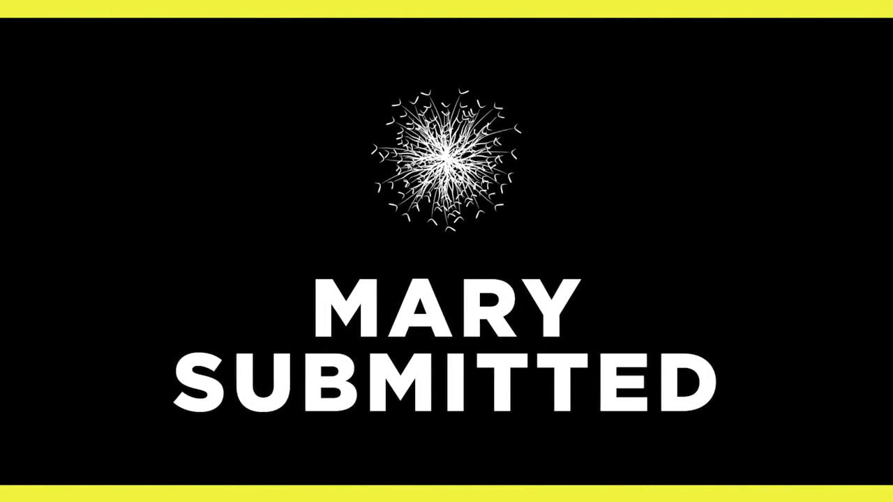 BELIEVE – Mary Submitted
