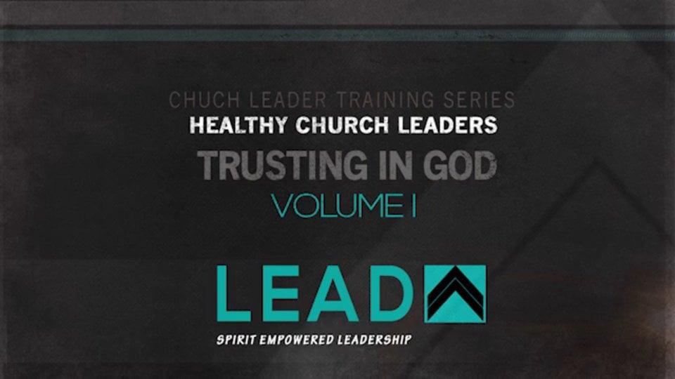 Pastors Trusting in God | Spirit Empowered Leadership Training