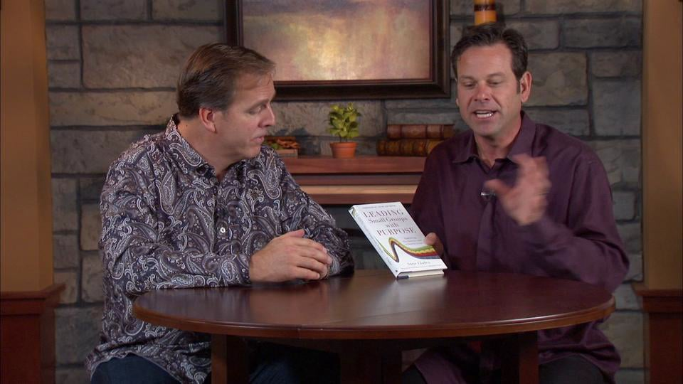 Small Groups with Purpose | Brett Eastman and Steve Gladen