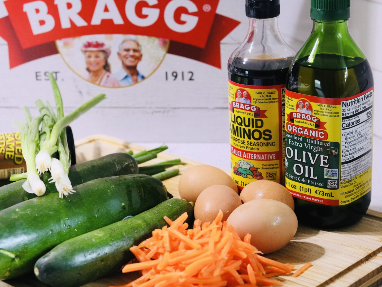 Easy Stir Fry Rice with Bragg Liquid Aminos