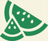 Green Watermelon Graphic