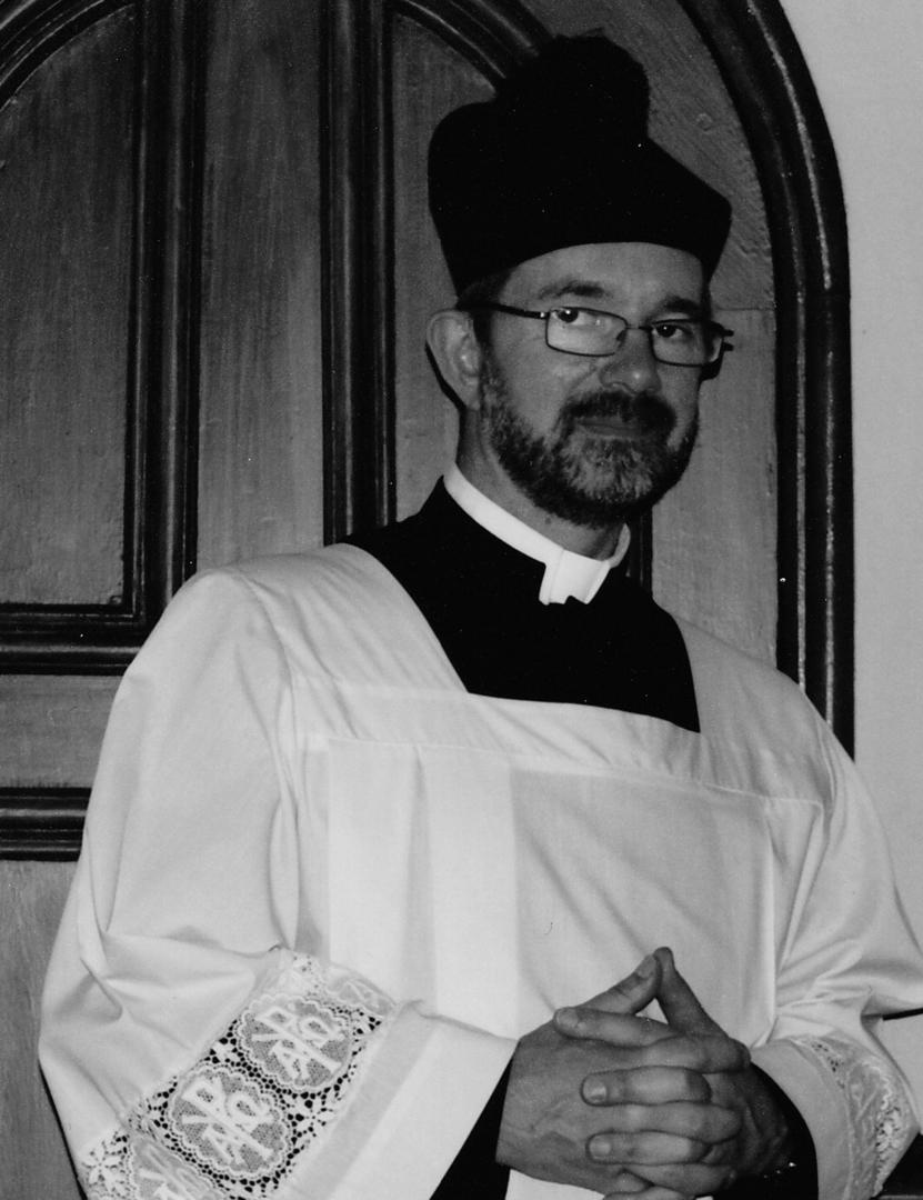 14th Pastor - Fr. Raymond Rick