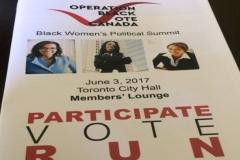 OBVC - Women's Summit 2017 - Flyer
