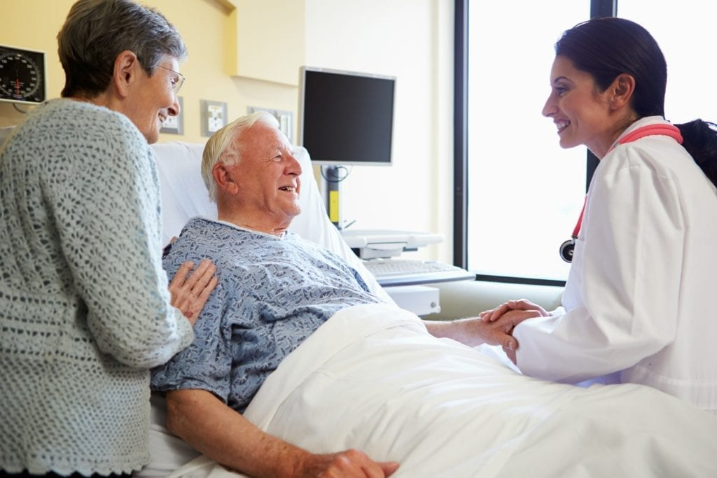 Home Care Services in Carlsbad CA: Hospital Stays for Dementia Patients