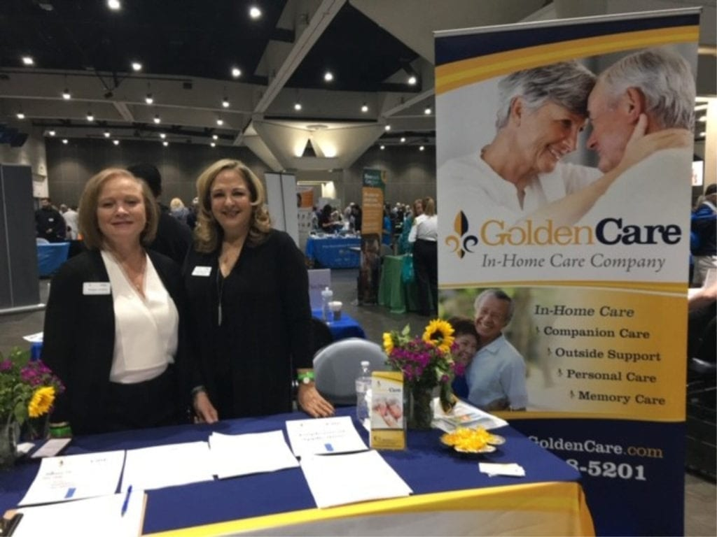 Golden Care at The Vital Aging Expo