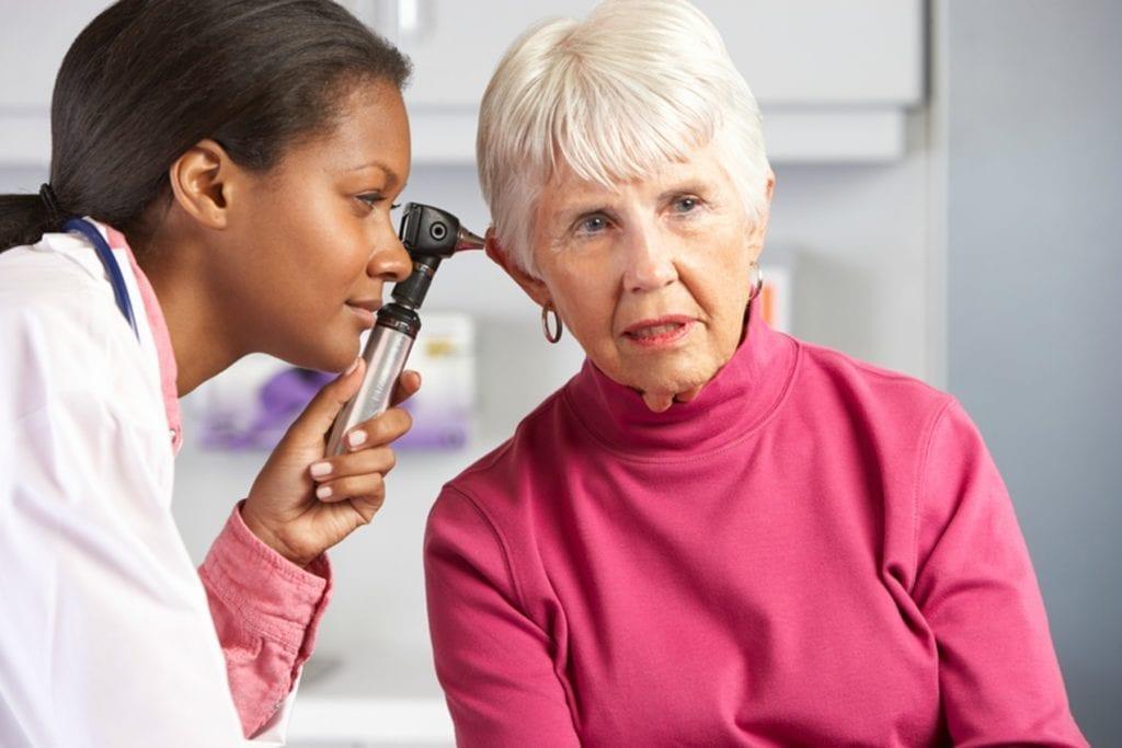 Home Health Care in La Jolla CA: Senior Hearing