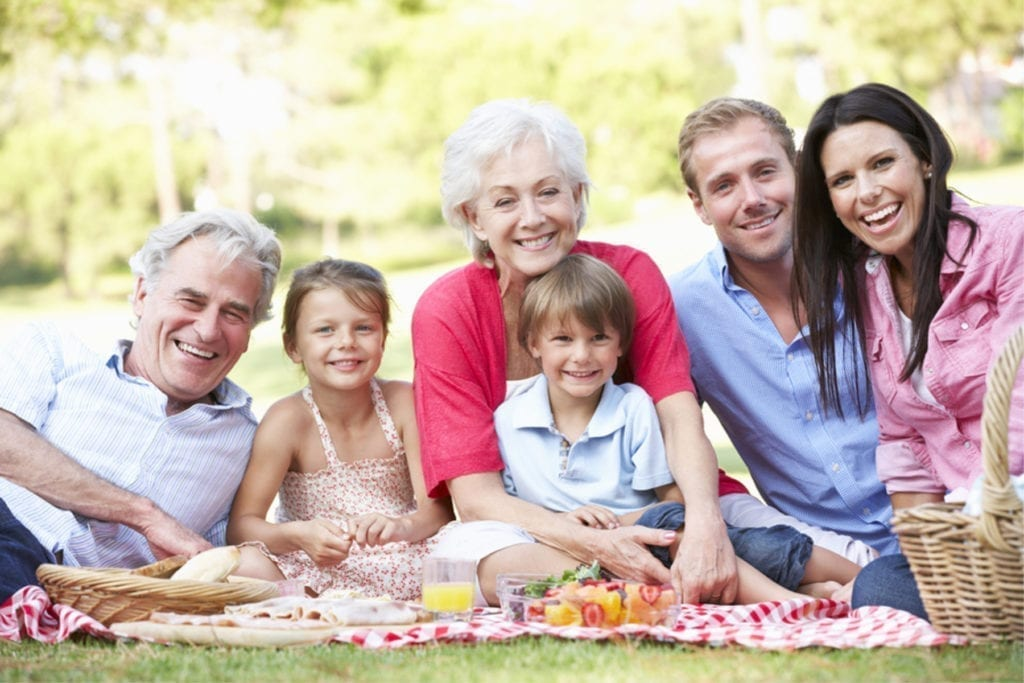 Home Care in Del Mar CA: Family Pictures