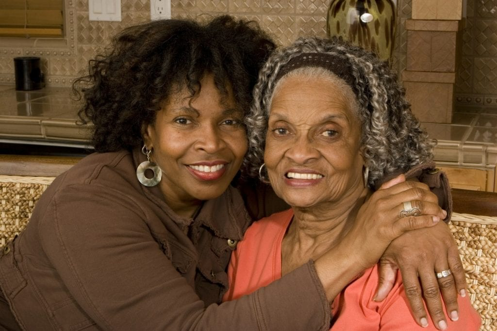 Homecare in Carlsbad CA: Dementia and Eyesight