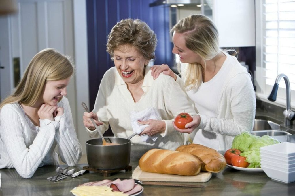 Elderly Care in La Jolla CA: Cooking With Arthritis