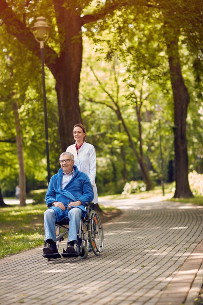 Elder Care in Carlsbad CA: About Multiple Sclerosis