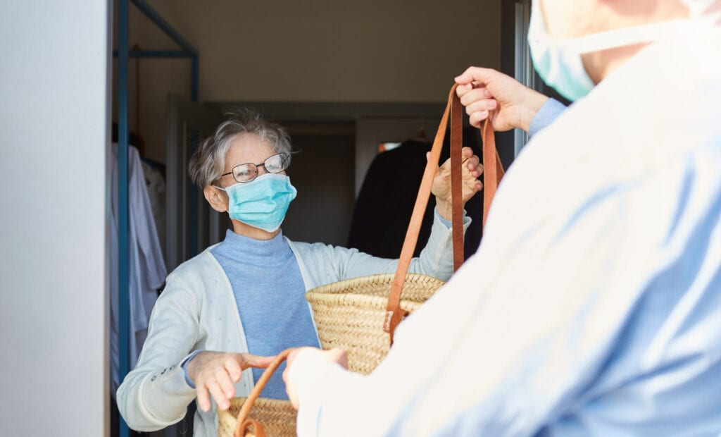 Homecare in Carmel Valley CA: COVID-19 Precautions