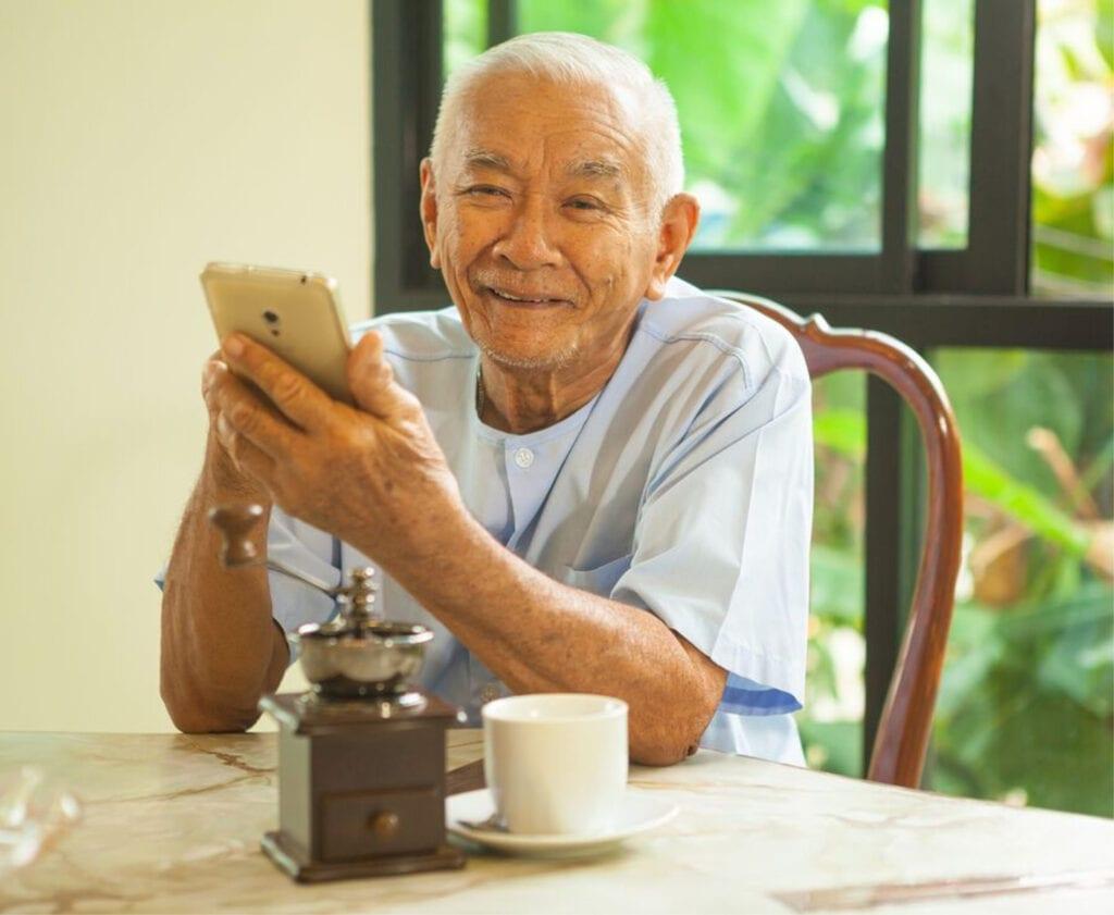 Caregiver in Del Mar CA: Boost Senior's Spirits