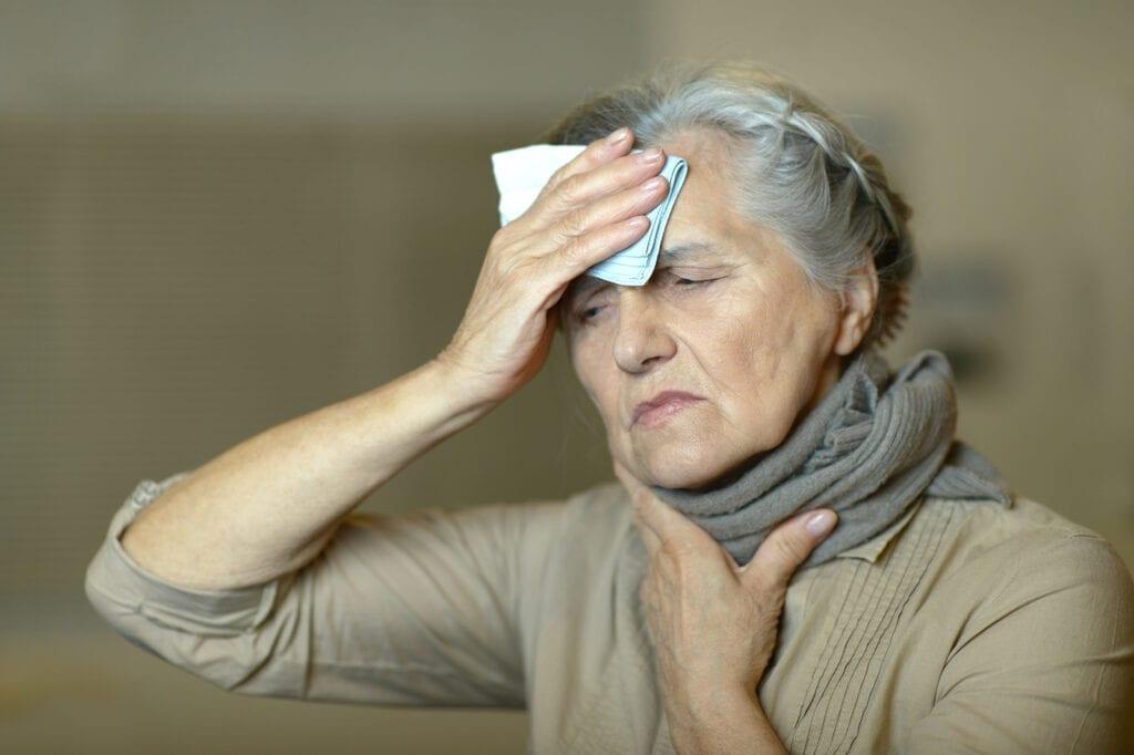 Elderly Care in San Marcos CA: Coronavirus Signs
