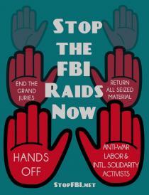 Stop FBI Repression