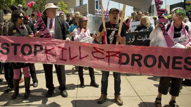 Stop Drone Warfare