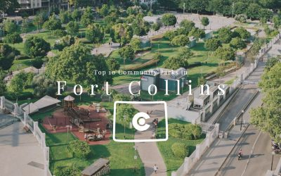 Top 10 Community Parks in Fort Collins