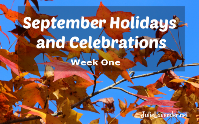 September Holidays and Celebrations