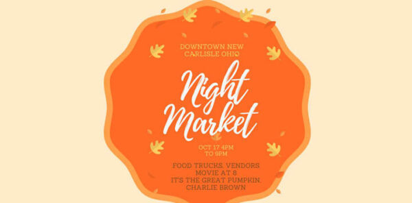 Fall Farmers Market - Night Market @ Main Street (Rt.235) | New Carlisle | Ohio | United States