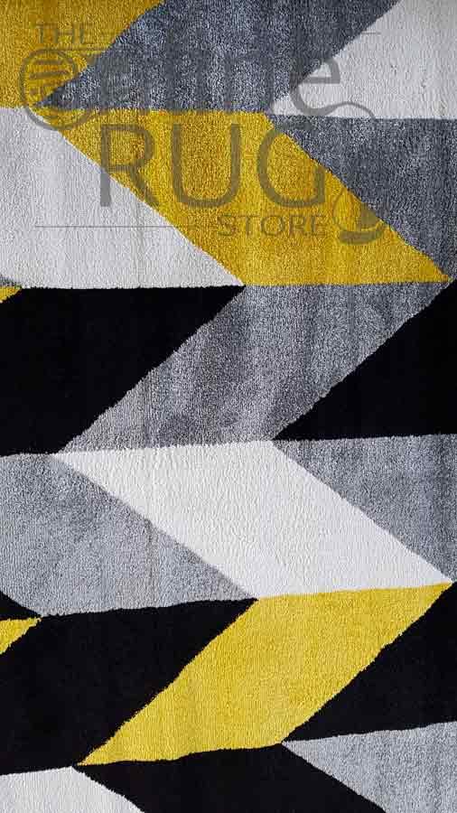 Iconic Herringbone Yellow