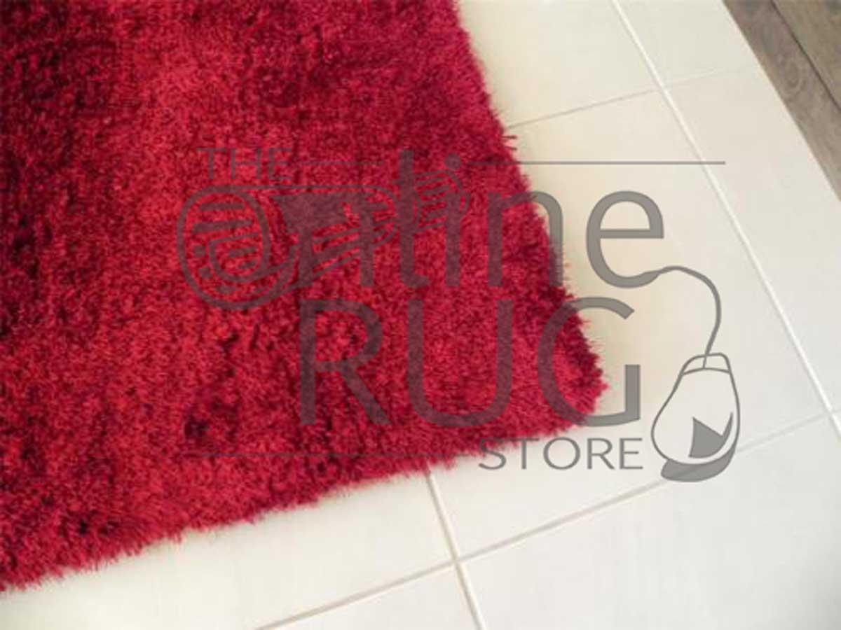 Plush Red