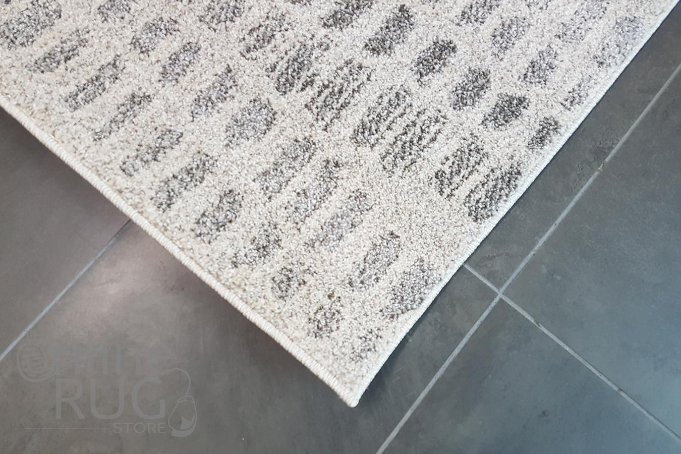 Aspire Multi Colour Pebbles Pattern Rug