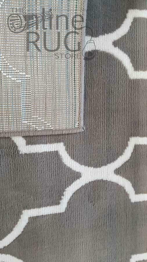 Industry Moroccan Lattice Natural Light Grey