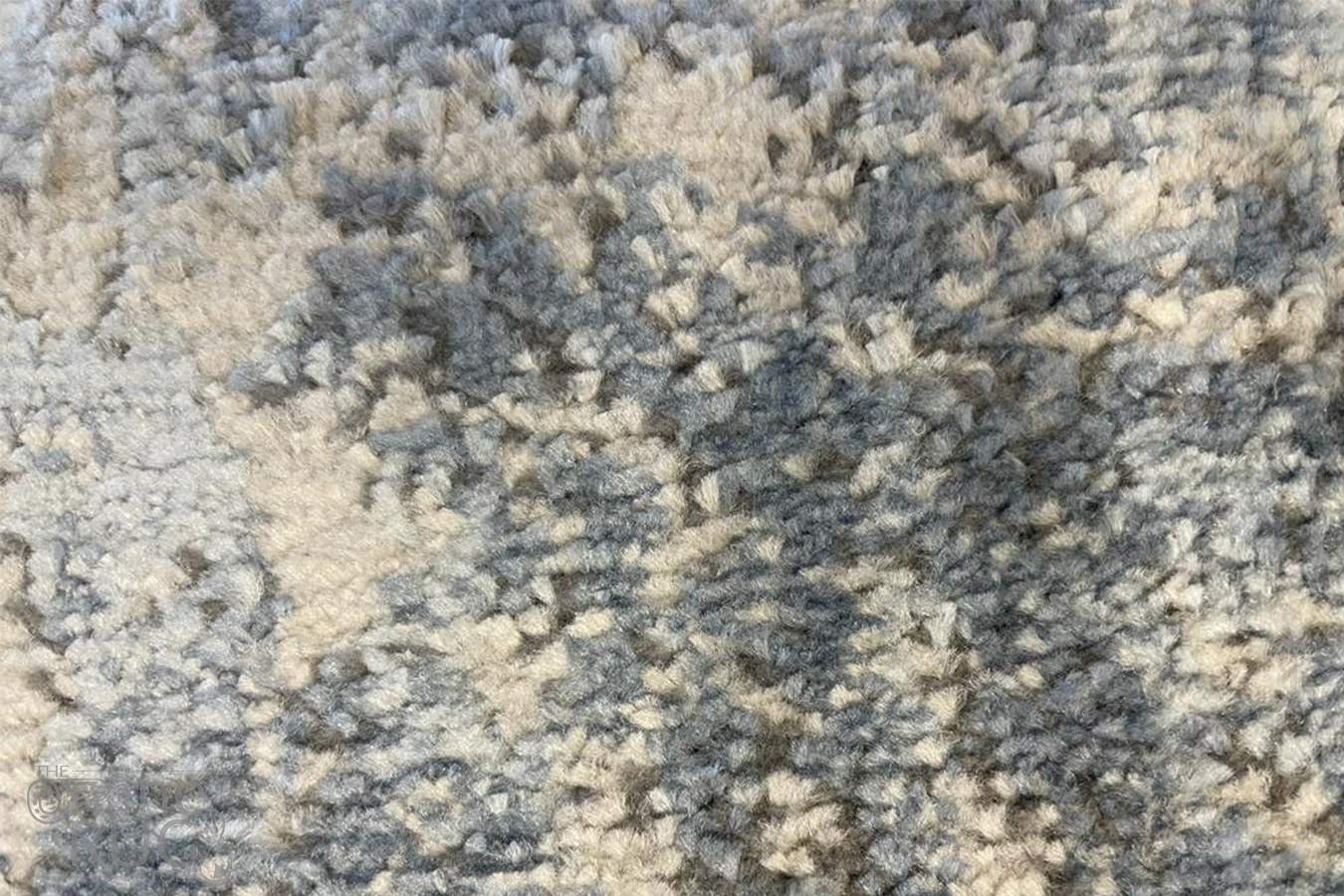 Cody Blue Grey Abstract Transitional Rug