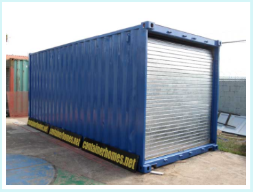 Storage Unit Shipping Container