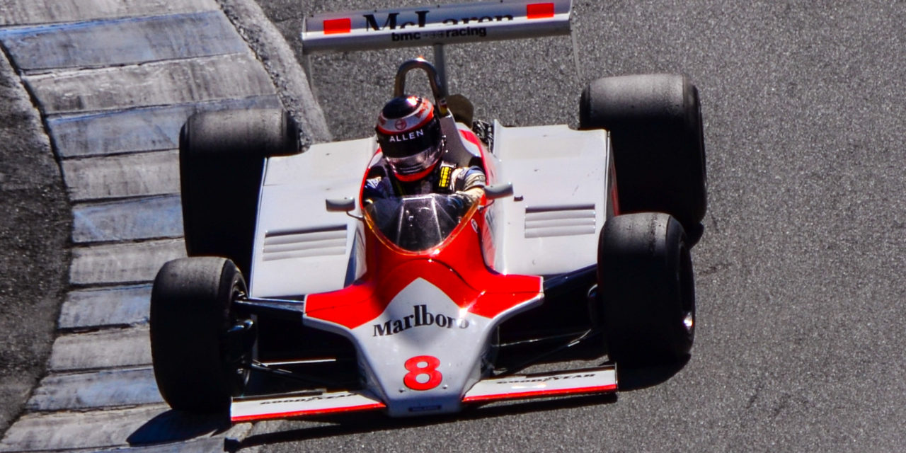 Formula One at the Motorsports Reunion 2015