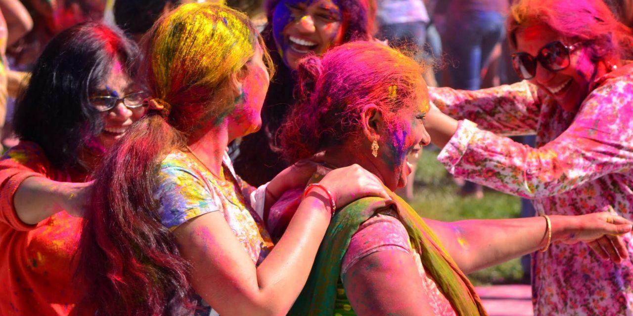 Holi Celebration 2015