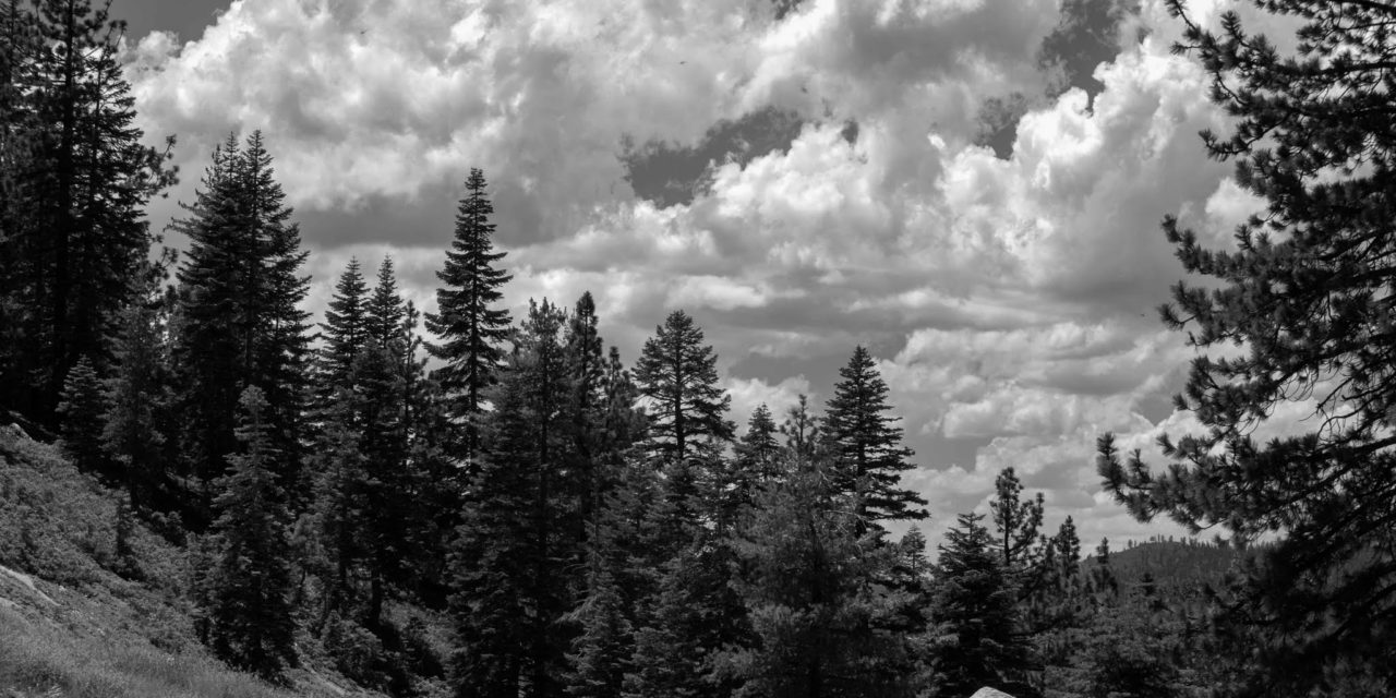Tahoe in July 2015