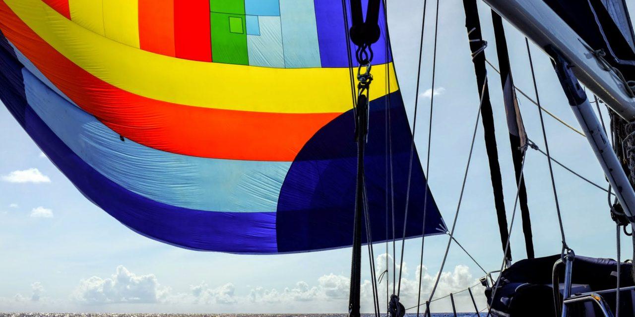 Sailing Trip 2015