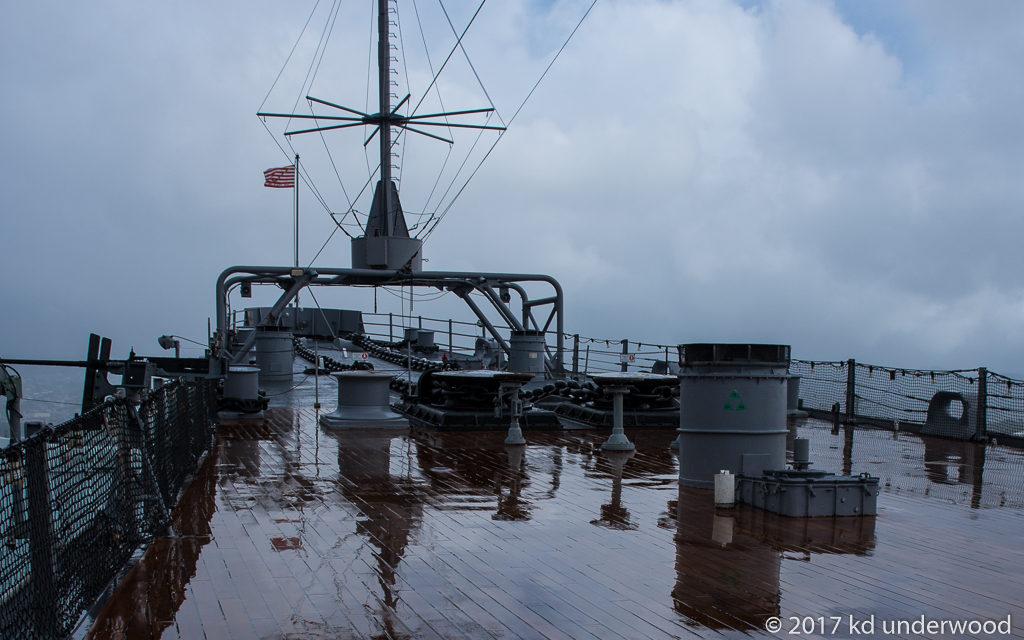 USS Missouri – Pearl Harbor