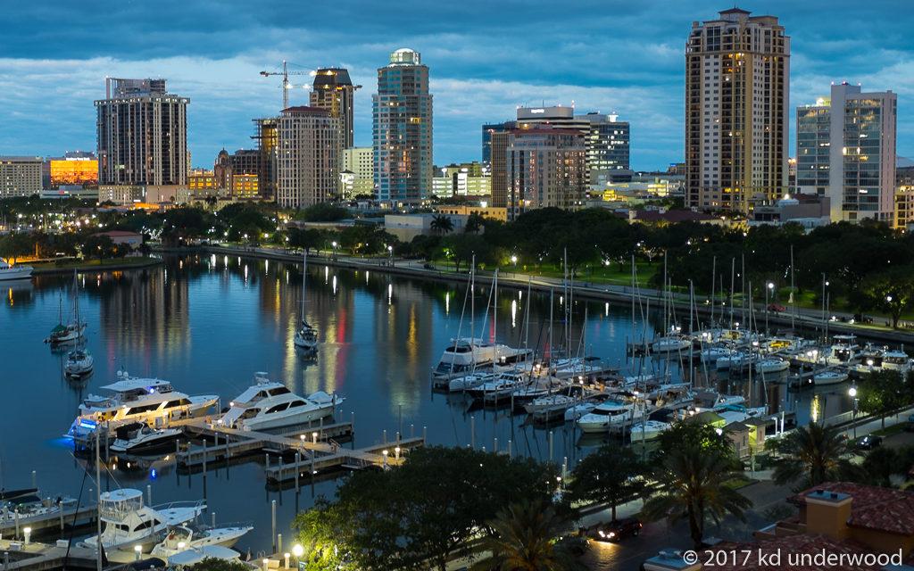 Tampa Bay Waterfront – St. Petersburg, Florida