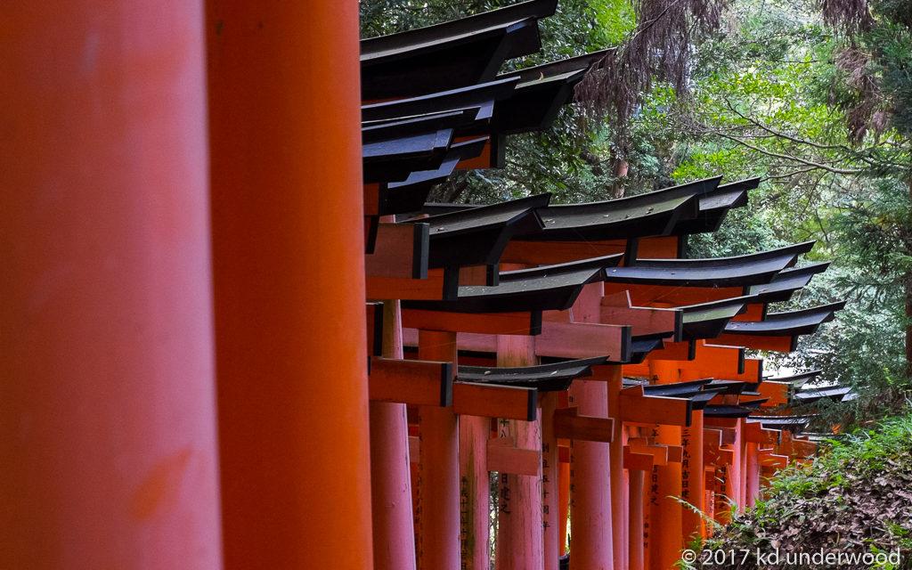 Fushimi Inari Shrine – Kyoto, Japan