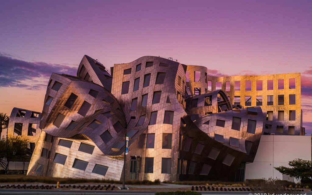 Frank Gehry's Cleveland Clinic – Las Vegas, Nevada