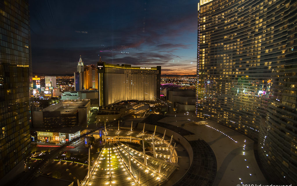 Aria Resort and Casino – Las Vegas, Nevada