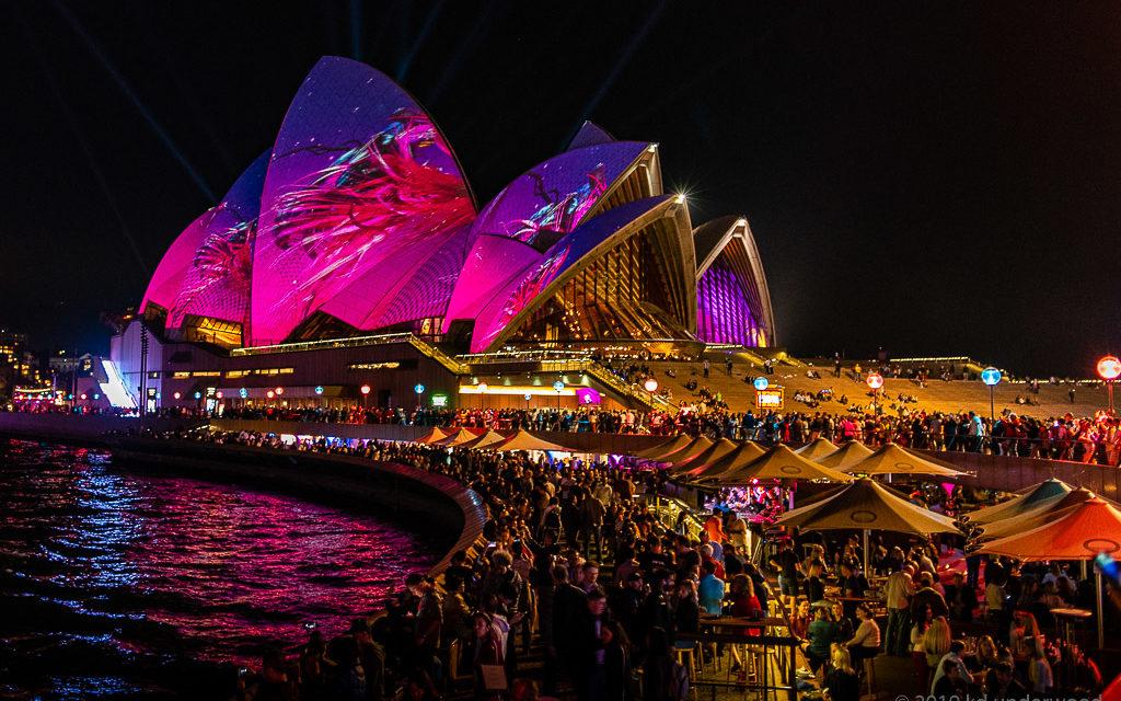 VIVID – Sydney, Australia