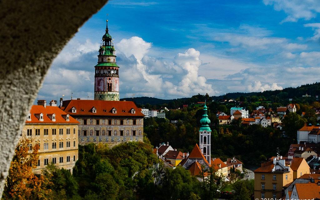 Cesky Krumlov – Medieval Beauty