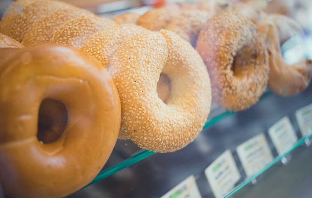 Visit These Bagel Shops Near You!