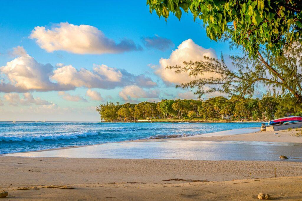 Holetown Beach Barbados