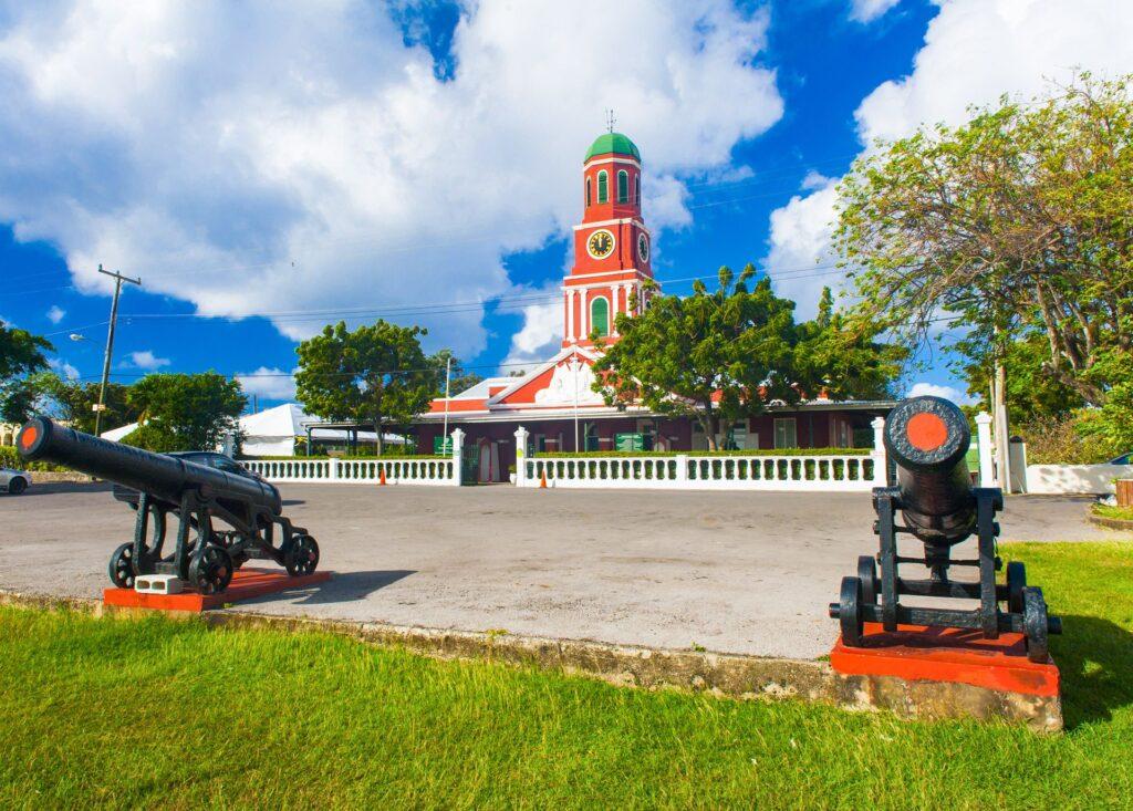 Garrison Savannah Barbados
