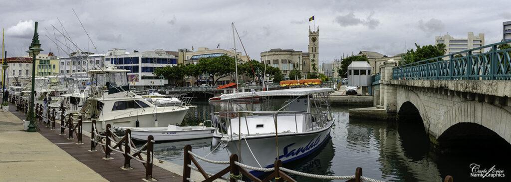 Barbados Panorama