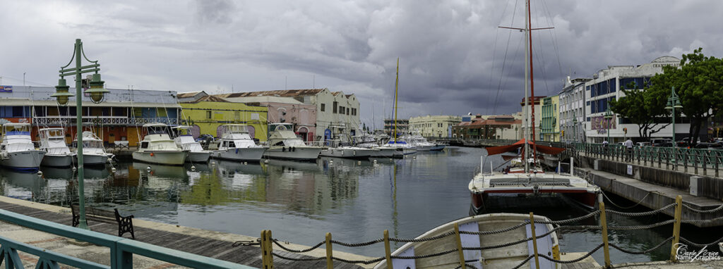 Barbados Panorama Bridgetown